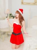 ชุดแฟนซีคริสมาสหญิงน่ารัก