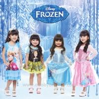 ชุดแฟนซี ชุดเดรส เสื้อผ้าเด็กผู้หญิง Disney Frozen / Disney Princess / My Little Pony