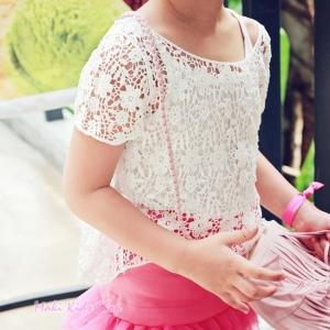 เสื้อเด็กหญิง แฟชั่นเสื้อผ้าเด็ก Phelfish