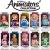 Disney Animators' Collection ตุ๊กตาดึสนีย์ แอนิเมเตอร์ รุ่นเก่า (รุ่นแรก)
