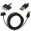 Cable USB To Tablet Sumsung (3M) Black thumbnail 4