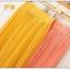 Pre-Order กระโปรงพลีท ผ้าชีฟอง สไตล์โบฮีเมียน ความยาว 50 - 96 cm.สีเหลืองและสีโอลด์โรส thumbnail 1