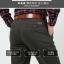Pre-order กางเกงขายาว แฟชั่นสไตล์อเมริกันคลาสสิก หนุ่มมาดเท่ สีเขียว NIAN Jeep thumbnail 2