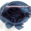 กระเป๋าสะพาย นารายา ผ้าเดนิม สียีนส์ ประดับโบว์ด้านหน้า (กระเป๋านารายา กระเป๋าผ้า NaRaYa กระเป๋าแฟชั่น) thumbnail 6