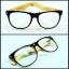 กรอบแว่นตา LENMiXX Brown Wood thumbnail 1