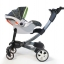 4Moms ORIGAMI Origami Car Seat Adaptor - Graco Snug Ride สำหรับ รถเข็นเด็ก 4moms ORIGAMI ของแท้มาพร้อมกล่อง จาก 4moms US ค่ะ thumbnail 1