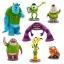 z Monsters University Figure Play Set thumbnail 1