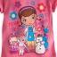 zDoc McStuffins and Friends Disney Tee for Girls ของแท้ นำเข้าจากอเมริกา (Size: 5/6) thumbnail 2
