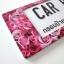 กรอบป้ายทะเบียนรถยนต์ (มีอะคริลิคใสปิดตรงกลาง) แบบยาว 18.5 นิ้ว CB 3041 ลาย LOVE STORYS. thumbnail 2