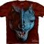 เสื้อยืดพิมพ์ลาย3D The Mountain T-shirt : T-Rex Face thumbnail 1