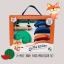 Fox and Freinds ชุดเตรียมอาหารเด็ก 8 ชิ้น สีเขียว BPA Free thumbnail 1