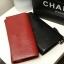 (Pre-Order) กระเป๋าคลัช, กระเป๋าแฟชั่นเกาหลี, กระเป๋าสตางค์ ปั้มลายหนังงู สีดำ thumbnail 6