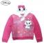 ฮ ( Size เด็ก 4-6-8-10-12-14 ปี ) Jacket Disney Marie เสื้อแจ็คเก็ต เสื้อกันหนาว แขนยาว เด็กผู้หญิง สกรีนลาย มารี สีชมพู รูดซิป มีหมวก(ฮู้ด)ใส่คลุมกันหนาว กันแดด ใส่สบาย ดิสนีย์แท้ ลิขสิทธิ์แท้ thumbnail 1