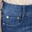 พรีออเดอร์ กระโปรงยีนส์เอวสูง ทรงดินสอ ยาวพอดีเข่า สีบลูยีนส์ซีด เอว 27 - 34 นิ้ว Big size thumbnail 7