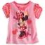 z Minnie mouse shorts sleep set for girls Size4 thumbnail 3