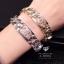 พร้อมส่ง ~ สร้อยข้อมือ Chanel งานสวยงานเพชรเกรด Jewelry thumbnail 1