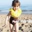 ชุดว่ายน้ำเด็ก ชุดว่ายน้ำเด็กผู้หญิง thumbnail 1