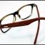 กรอบแว่นตา LENMiXX Brown WooD thumbnail 5