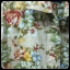 [พร้อมส่ง] เสื้อคลุม&เสื้อเชิร์ตแขนยาว ลายดอกกุหลาบสีครีม : Cream Rose thumbnail 2