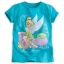 z Tinker Bell in Pastels Tee for Girls(size4) thumbnail 1