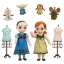 z Disney Animators' Collection Anna and Elsa Dolls Deluxe Gift Set - 16'' thumbnail 2