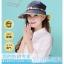 Pre-order หมวกแฟชั่น หมวกแก็ปปีกกว้าง หมวกฤดูร้อน กันแดด กันแสงยูวี สีฟ้าอ่อนแต่งด้วยผ้าพิมพ์ลายดอกไม้ thumbnail 10