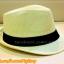 หมวกสาน ทรงไมเคิล สีขาวขอบเรียบ แถบดำ ฮิตๆ เท่ห์ !!! thumbnail 2