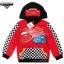 ( Size S-M-L ) Jacket Disney Cars เสื้อแจ็คเก็ต เสื้อกันหนาว เด็กผู้ชาย สกรีนลาย คาร์ สีแดง รูดซิป มีหมวก(ฮู้ด)สีดำ ใส่คลุมกันหนาว กันแดด ใส่สบาย ดิสนีย์แท้ ลิขสิทธิ์แท้ thumbnail 6