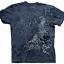 Pre.เสื้อยืดพิมพ์ลาย3D The Mountain T-shirt : Eagle Tree MD thumbnail 1