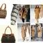 กระเป๋าแฟชั่นสตรี หนังPU เกรด A (แบรนด์แท้ฮ่องกง) thumbnail 2