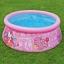 ( Kitty Easy Set Pool ) , Age3+ สระน้ำอีซี่เซ็ท ลายคิตตี้ สีชมพู 28104 ลายคิตตี้ สีชมพู คิตตี้แท้ ลิขสิทธิ์แท้ thumbnail 2