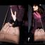 Pre-order กระเป๋าสะพายผู้หญิง Jinfenshijia กระเป๋าสไตล์ยุโรปอเมริกัน หนัง PU สีชมพู thumbnail 1