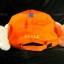 หมวก ARALE อาราเล่ สีส้ม thumbnail 4
