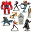 z Big Hero 6 Figure Play Set thumbnail 2