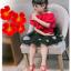 รองเท้าคัทชูสีแดง สไตล์วาเลนติโน่ ไซส์ 28 thumbnail 4