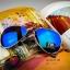 [พร้อมส่ง] แว่นกันแดด Fly to the sun รุ่น AVIATOR thumbnail 5