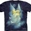 Pre.เสื้อยืดพิมพ์ลาย3D The Mountain T-shirt : Angel Of Night MD thumbnail 1