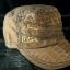 หมวก Cap สีน้ำตาล ลายปักสีน้ำตาลเข้ม LEVI'S เท่ห์มากๆ thumbnail 1