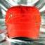 หมวก Cap สีแดง LEVI'S โซ่ห้อย หมุดกระดุม เท่ห์มากๆ thumbnail 2