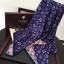 พร้อมส่ง ~ ผ้าพันคอ Lv Logomania scarf ทอลาย monogram pattern thumbnail 3
