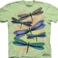 Pre.เสื้อยืดพิมพ์ลาย3D The Mountain T-shirt : Dragonfly Dance MD thumbnail 1