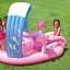 Kitty Play Center , Age2+ สวนน้ำเด็กเล่นเป่าลม ลายคิตตี้ สำหรับเด็ก 57137 คิตตี้แท้ ลิขสิทธิ์แท้ thumbnail 3