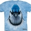 Pre.เสื้อยืดพิมพ์ลาย3D The Mountain T-shirt : Bluejay thumbnail 1