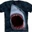 Pre.เสื้อยืดพิมพ์ลาย3D The Mountain T-shirt : Shark Bite thumbnail 1