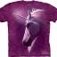 Pre.เสื้อยืดพิมพ์ลาย3D The Mountain T-shirt : Divine Unicorn thumbnail 1
