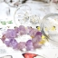 ++ Ametrine - อเมทริน สีม่วงอ่อนใส ทรงรักบี้เจียระไนเหลี่ยม สวยงามมาก ๆ ค่ะ ++ thumbnail 4