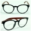กรอบแว่นตาขาไม้ LENMiXX MOO Wood thumbnail 1
