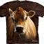 Pre.เสื้อยืดพิมพ์ลาย3D The Mountain T-shirt : How Now Brown Cow thumbnail 1