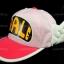 หมวก ARALE อาราเล่ สีชมพูอ่อน-เข้ม 2 tone thumbnail 1