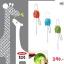 OXO tot ชุดแปรงทำความสะอาดถ้วยหัดดื่ม thumbnail 1